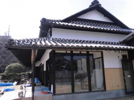 岡山県倉敷市の古民家
