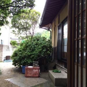 築70年の古民家 玄関
