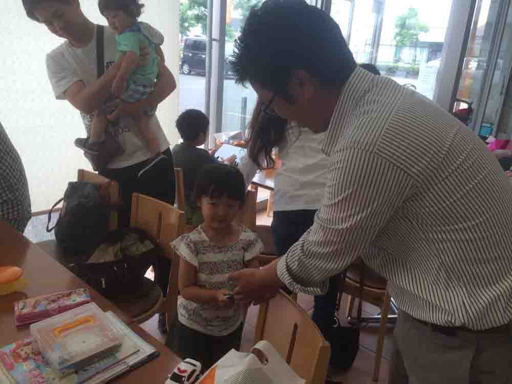 岡山県岡山市 ショールームで住宅設備の打ち合わせ お施主様からの手紙 その2