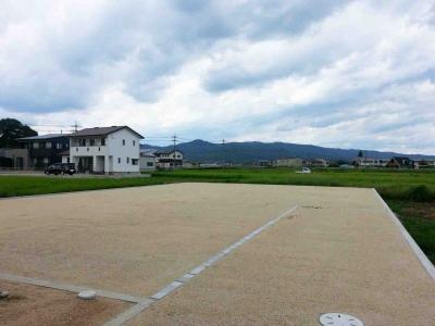 岡山県総社市上林 造成工事完了