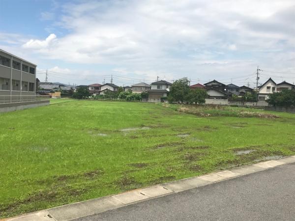 倉敷市西阿知 平屋 敷地