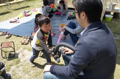 4月26日(日)古民家できままに内覧会+座談会4