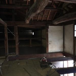 築70年の古民家 居間