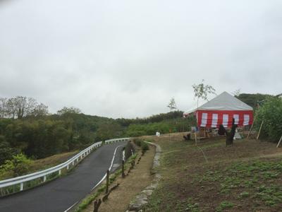 倉敷市玉島 眺めのいい家 地鎮祭の様子 その2