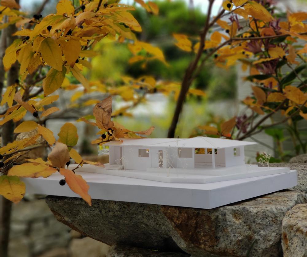 写真:陽だまりの家in岡山市北区尾上 1/26.27建物完成見学会