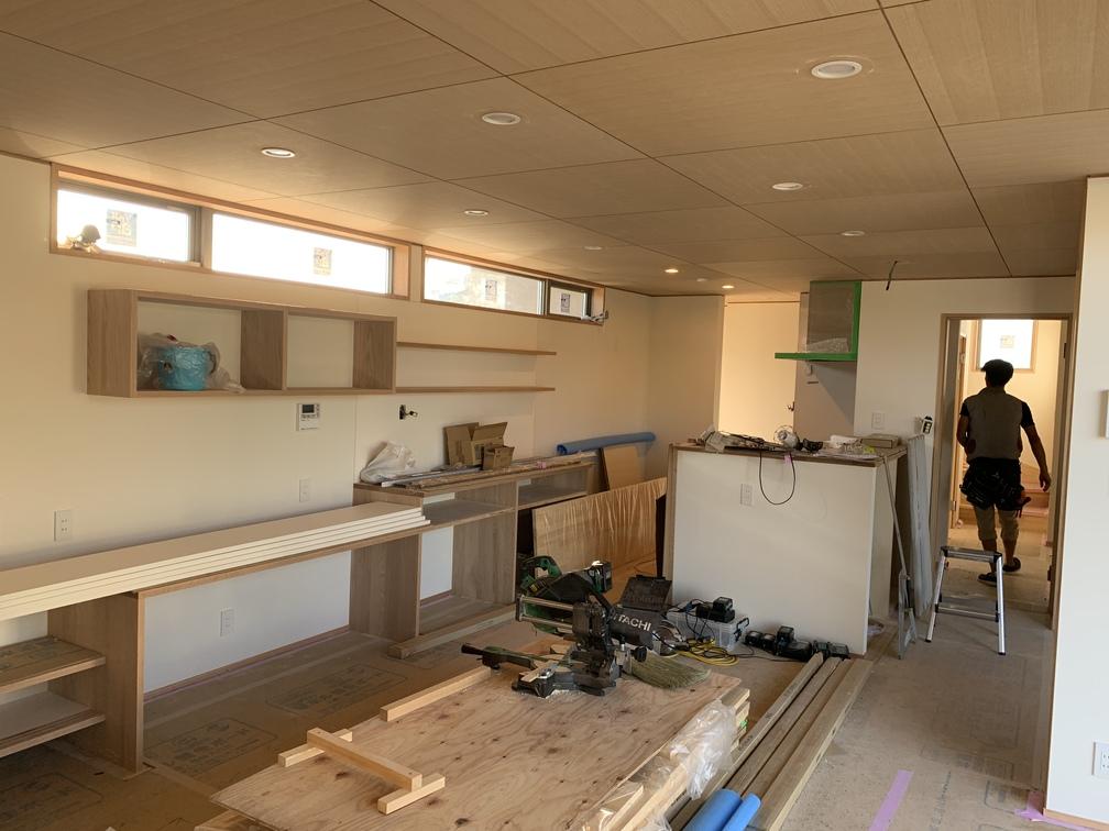 木まま 平屋 2階建て 木造新築住宅 仕上げ