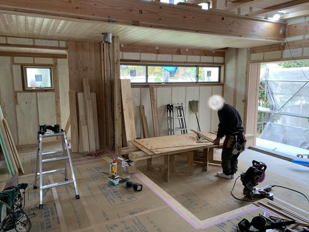 #木まま#平屋#木造新築住宅